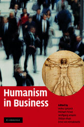 Humanism in Business by Heiko Spitzeck