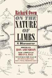 On the Nature of Limbs by Richard Owen