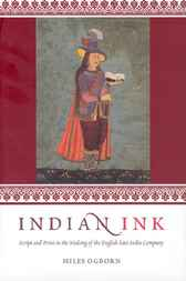 Indian Ink by Miles Ogborn