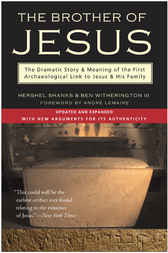 The Brother of Jesus by Hershel Shanks