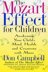 The Mozart Effect for Children by Don Campbell