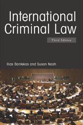 International Criminal Law by Ilias Bantekas