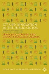 ICT and Innovation in the Public Sector by Francesco Contini