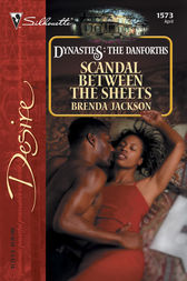 Scandal Between the Sheets by Brenda Jackson