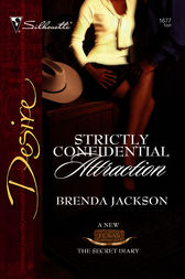 Strictly Confidential Attraction by Brenda Jackson