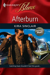Afterburn by Kira Sinclair