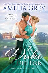 Duke to Die For by Amelia Grey