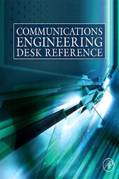 Communications Engineering Desk Reference by Erik Dahlman