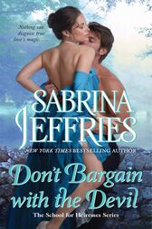 Don't Bargain with the Devil by Sabrina Jeffries