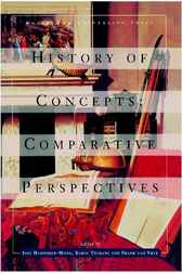 History of Concepts by Iain Hampsher-Monk