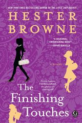 The Finishing Touches by Hester Browne