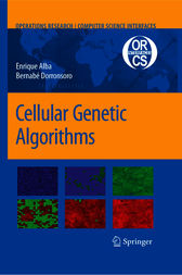 Cellular Genetic Algorithms by Enrique Alba