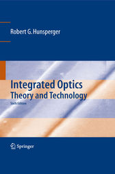Integrated Optics by Robert G. Hunsperger
