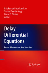 Delay Differential Equations by Balakumar Balachandran