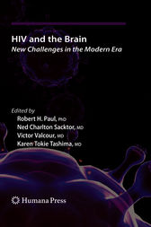 HIV and the Brain by Robert H. Paul