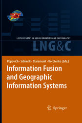 Information Fusion and Geographic Information Systems by Vasily V. Popovich