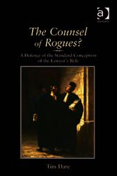 The Counsel of Rogues? by Tim Dare
