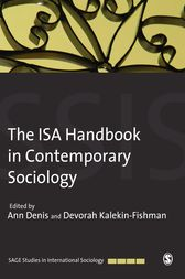 The ISA Handbook in Contemporary Sociology by Ann Denis