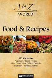 A to Z World Food & Recipes by Sibylla Putzi