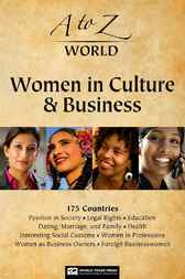 A to Z World Women in Culture & Business by Sibylla Putzi