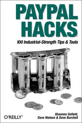 PayPal Hacks by Shannon Sofield