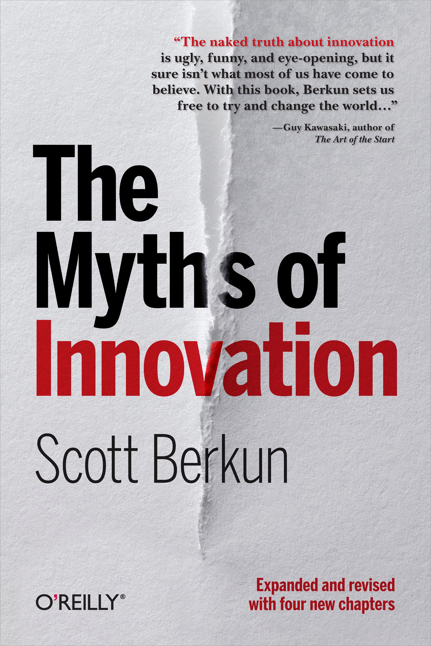 Download Ebook The Myths of Innovation by Scott Berkun Pdf