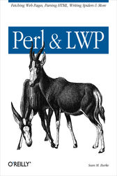 Perl & LWP by Sean M. Burke