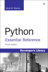 Python Essential Reference by David Beazley