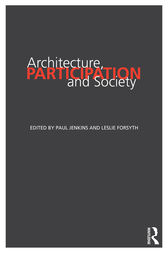 Architecture, Participation and Society by Paul Jenkins