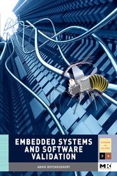 Embedded Systems and Software Validation by Abhik Roychoudhury