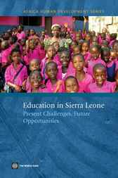 Education in Sierra Leone by World Bank