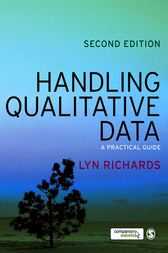 Handling Qualitative Data by Lyn Richards