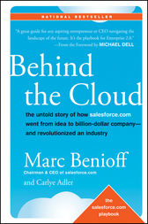 Behind the Cloud by Marc Benioff