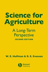 Science for Agriculture by Wallace E. Huffman