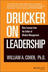 Drucker on Leadership by William A. Cohen