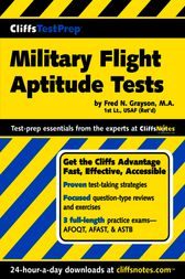 Military Flight Aptitude Tests by Fred N. Grayson