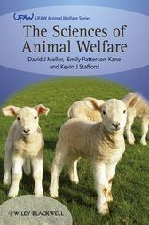 The Sciences of Animal Welfare by David Mellor