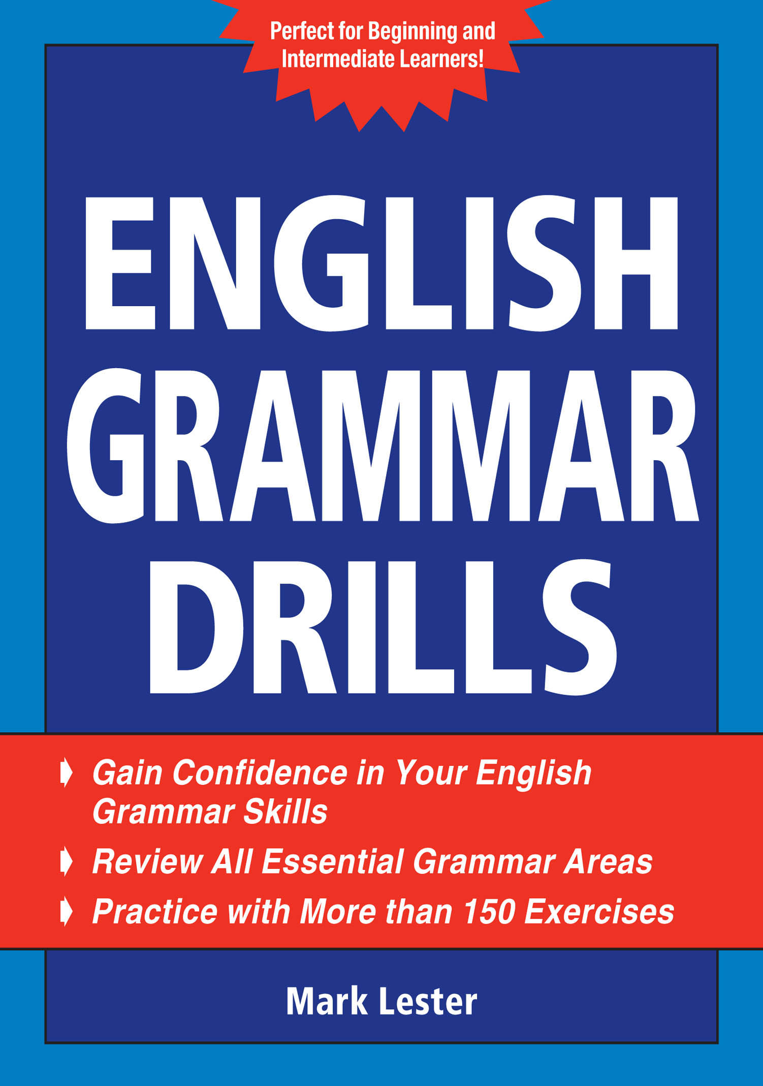 Download Ebook English Grammar Drills by Mark Lester Pdf