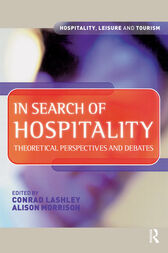 In Search of Hospitality by Conrad Lashley