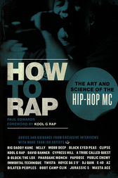 How to Rap by Paul Edwards