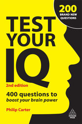 Test Your IQ by Philip Carter