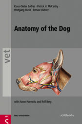 Anatomy of the Dog by Klaus Dieter Budras