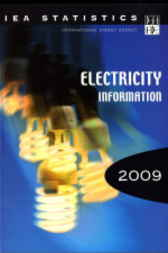 Electricity Information 2009 by OECD Publishing; International Energy Agency