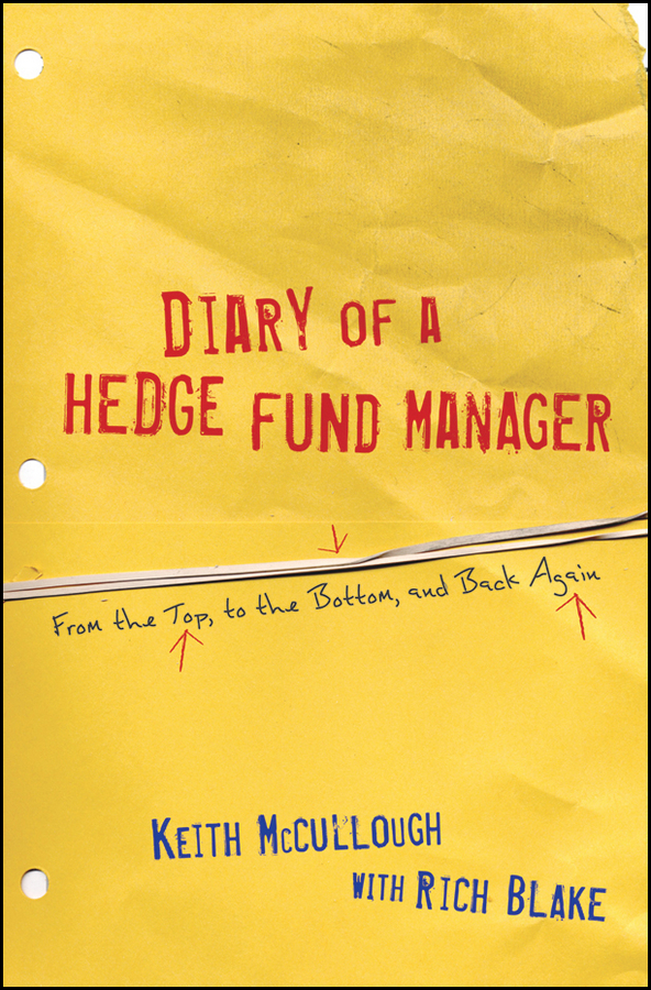 Download Ebook Diary of a Hedge Fund Manager by Keith McCullough Pdf