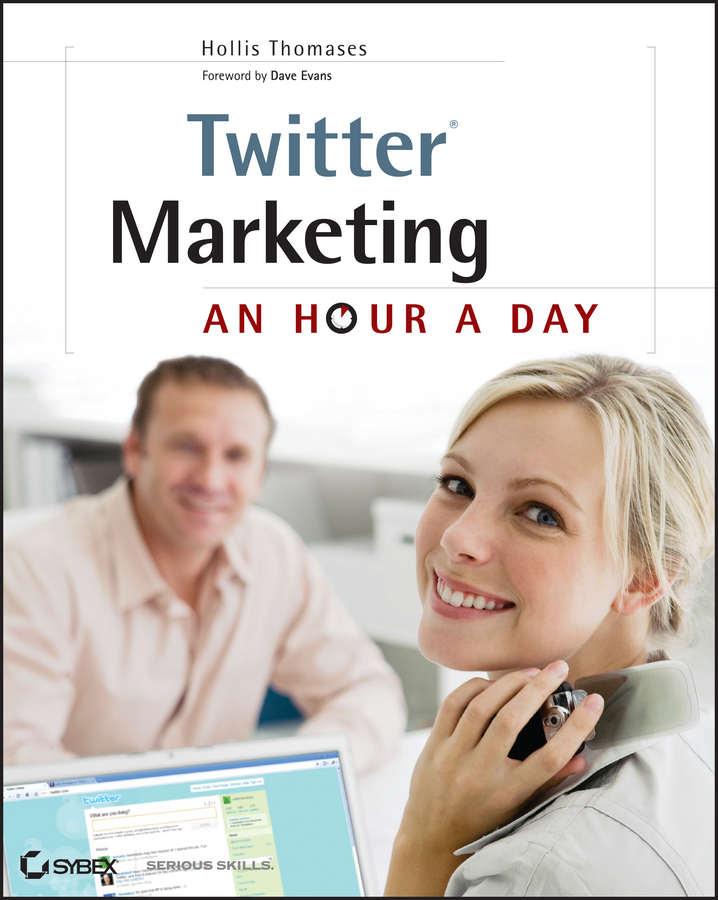 Download Ebook Twitter Marketing by Hollis Thomases Pdf