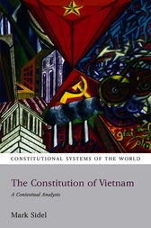 The Constitution of Vietnam by Mark Sidel