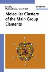 Molecular Clusters of the Main Group Elements by Matthias Driess