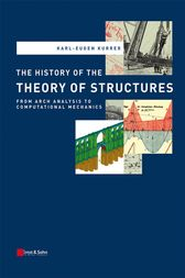 The History of the Theory of Structures by Karl-Eugen Kurrer