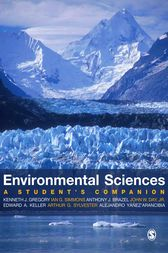 Environmental Sciences by K J Gregory