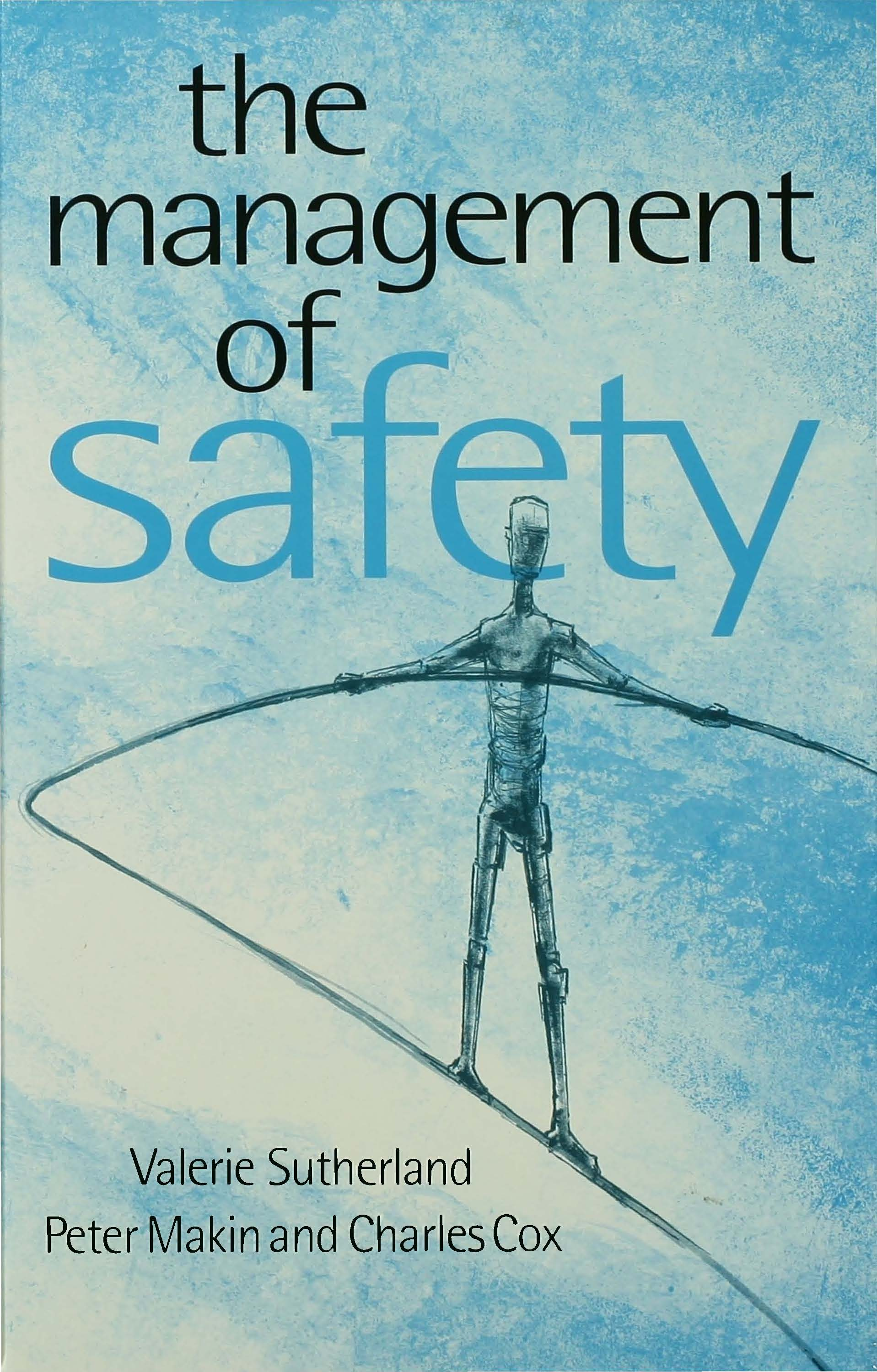 Download Ebook The Management of Safety by Valerie J Sutherland Pdf